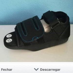 Sapato pós Cirúrgico